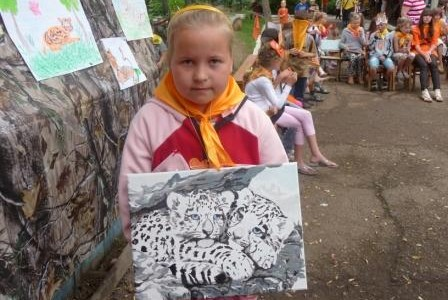 День Тигра в 2012 году